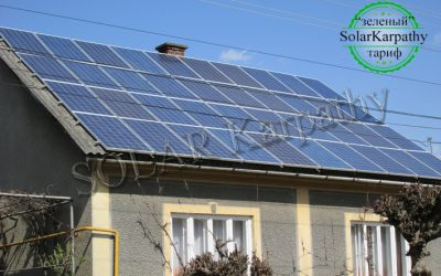 Минэнерго готовит запрет украинцам на установку солнечных электростанций