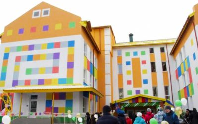 Детские сады Киева отапливаются при помощи тепловых насосов