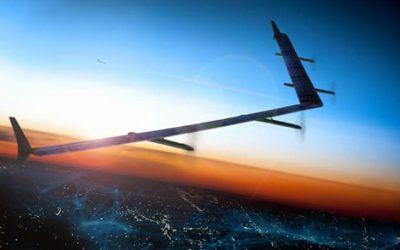 Facebook протестировал дрон на солнечных батареях для раздачи интернет-сигнала