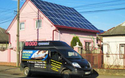 Власти Львова готовы компенсировать стоимость установленных солнечных батарей