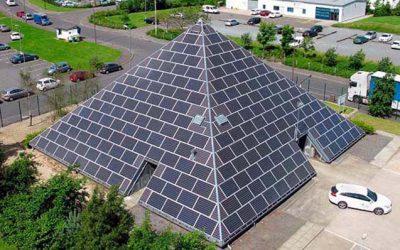 Солнечные пирамиды