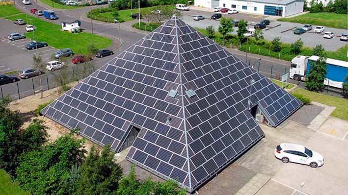 Сонячні піраміди