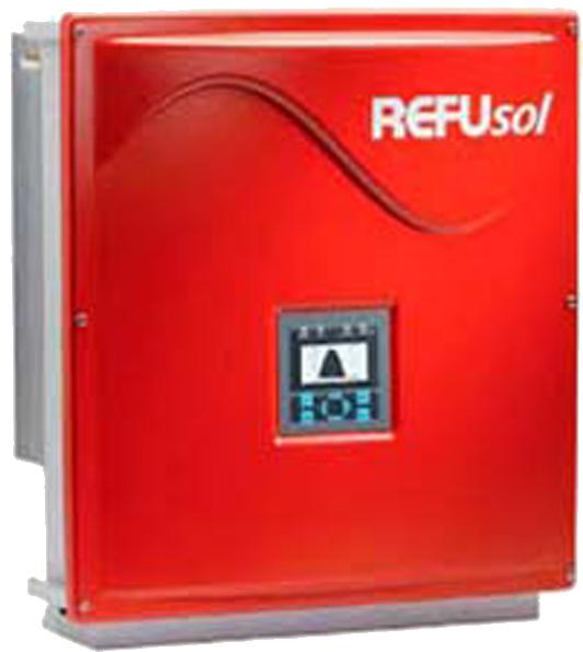 інвертори для сонячних батарей REFUsol Ужгород