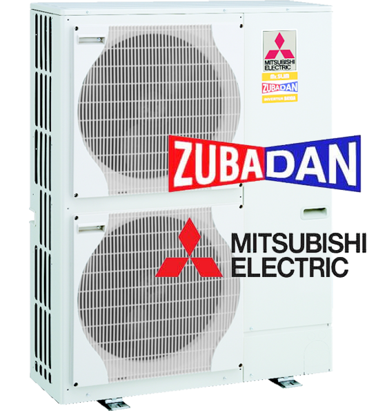 теплові насоси MITSUBISHI ELECTRIC ZUBADAN купити Ужгород