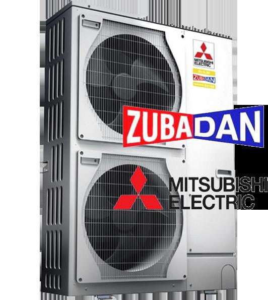 тепловой насос MITSUBISHI ELECTRIC ZUBADAN купити Ужгород