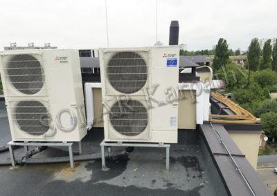 Система горячего водоснабжения и отопления, г. Киев