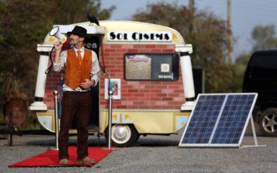 Цікаве, незвичайне і веселе використання сонячної енергії
