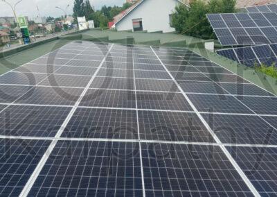 """Сетевая СЭС мощностью 30 кВт, """"Зеленый"""" тариф, с. Минай, Ужгородский р-н"""