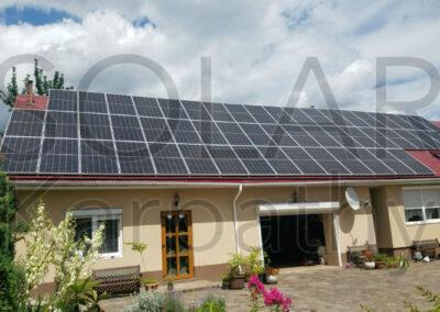 Сетевая солнечная электростанция (30 кВт под «Зеленый» тариф), пгт. Чинадиево, Мукачевский р-н