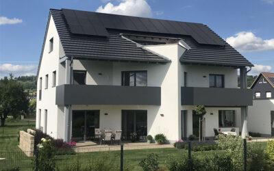Економія на витрати на опалення зменшилась в 10 разів завдяки сонячним панелям, акумуляторної батареї та тепловому насосу