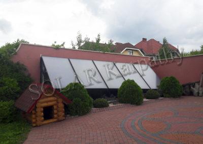 Система отопления и ГВС для частного дома и бассейна, г. Ужгород