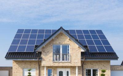 Домашние солнечные электростанции
