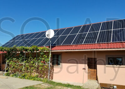 Мережева сонячна електростанція потужністю 30 кВт, «Зелений» тариф, с. Сторожниця, Ужгородський р-н