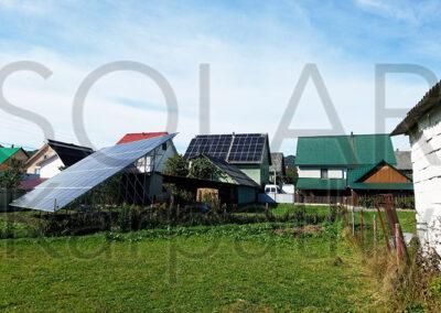 СЕС, 30 кВт (88 панелей), «Зелений» тариф, с. Новоселиця, Тячівський р-н