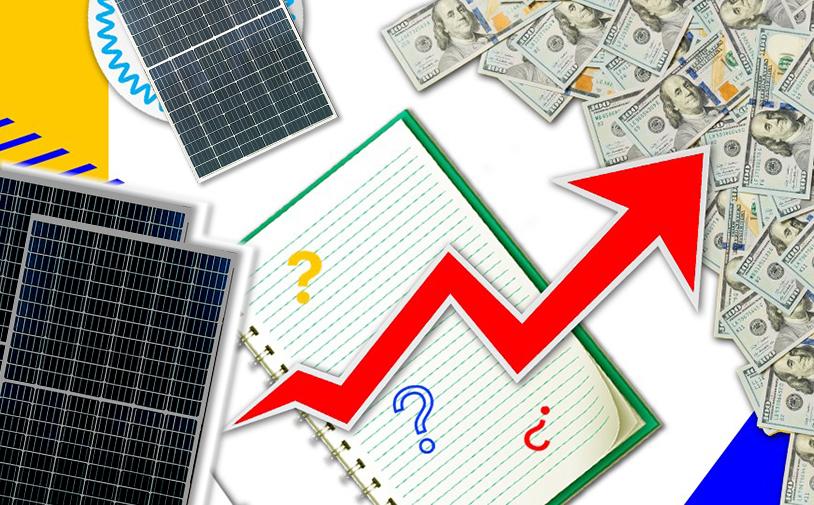 Заработок на «Зелёном» тарифе более 5000$ в год для частных домов