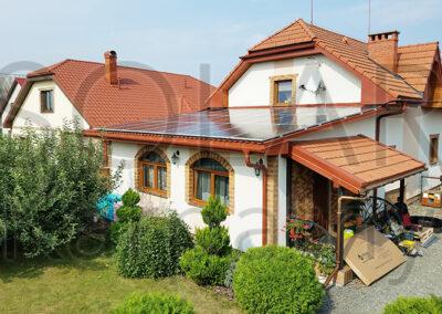 Сетевая солнечная электростанция на 30 кВт под «Зеленый» тариф, с. Баранинцы, Ужгородский р-н