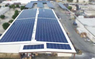 На даху пивоварні в Умані встановлять сонячну електростанцію, яка буде покривати енергопотреби підприємства