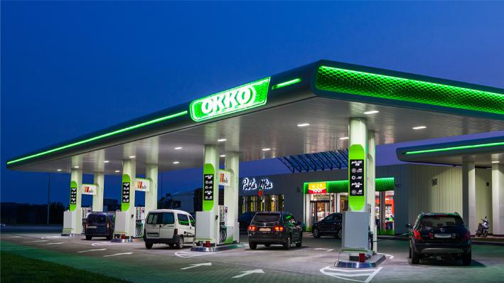 OKKO планирует установить солнечные панели более чем на 80 АЗК